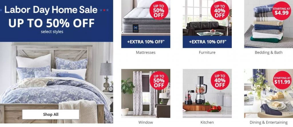 JCPenney coupons, JCPenney discount codes